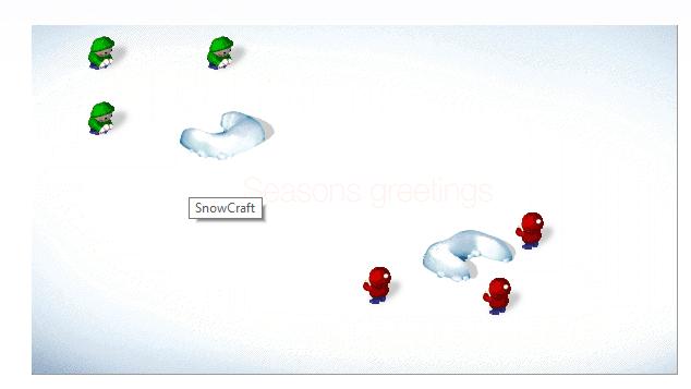 Snowcraft 1